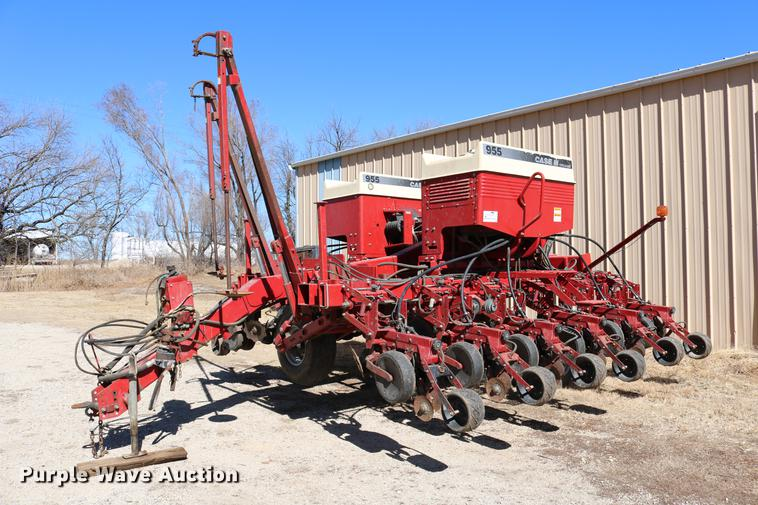 Case Ih 955 Cyclo Air Planter Item Dc3507 Sold March 28