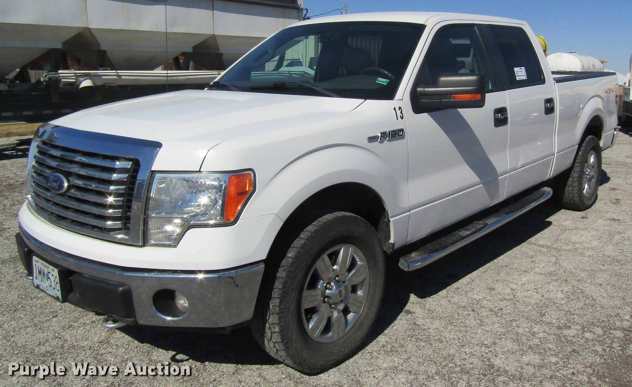 2010 Ford F150 Xlt Supercrew Pickup Truck Item Db5970 So Fuel Filter F 150 Image For