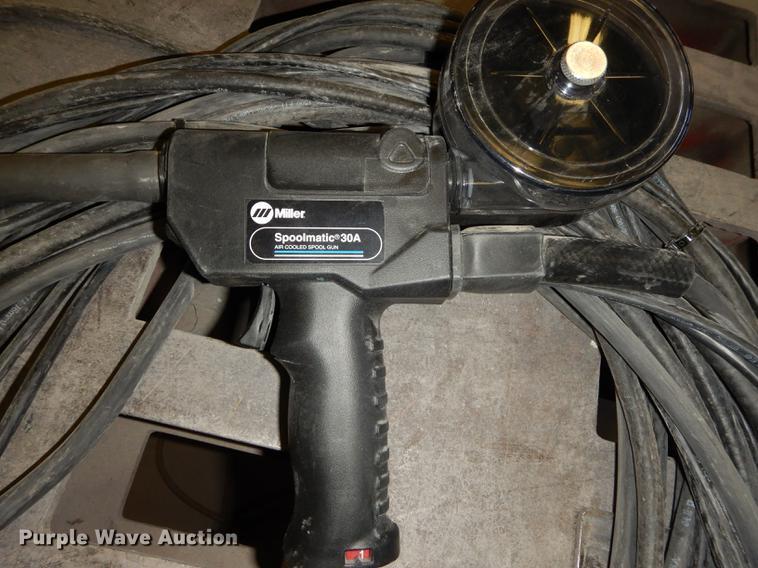 30a diagram gun miller spool parts Mig Welding