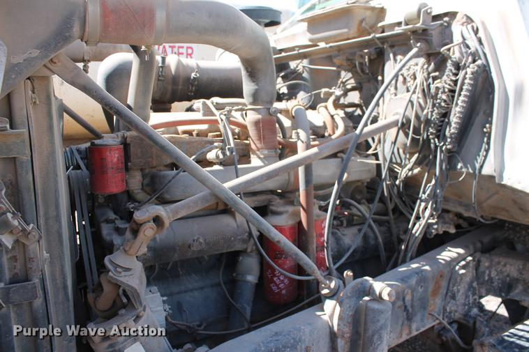 1988 Mack RD690S truck cab and chis | Item DB5163 | SOLD!... Mack Rd S Wiring Schematic on