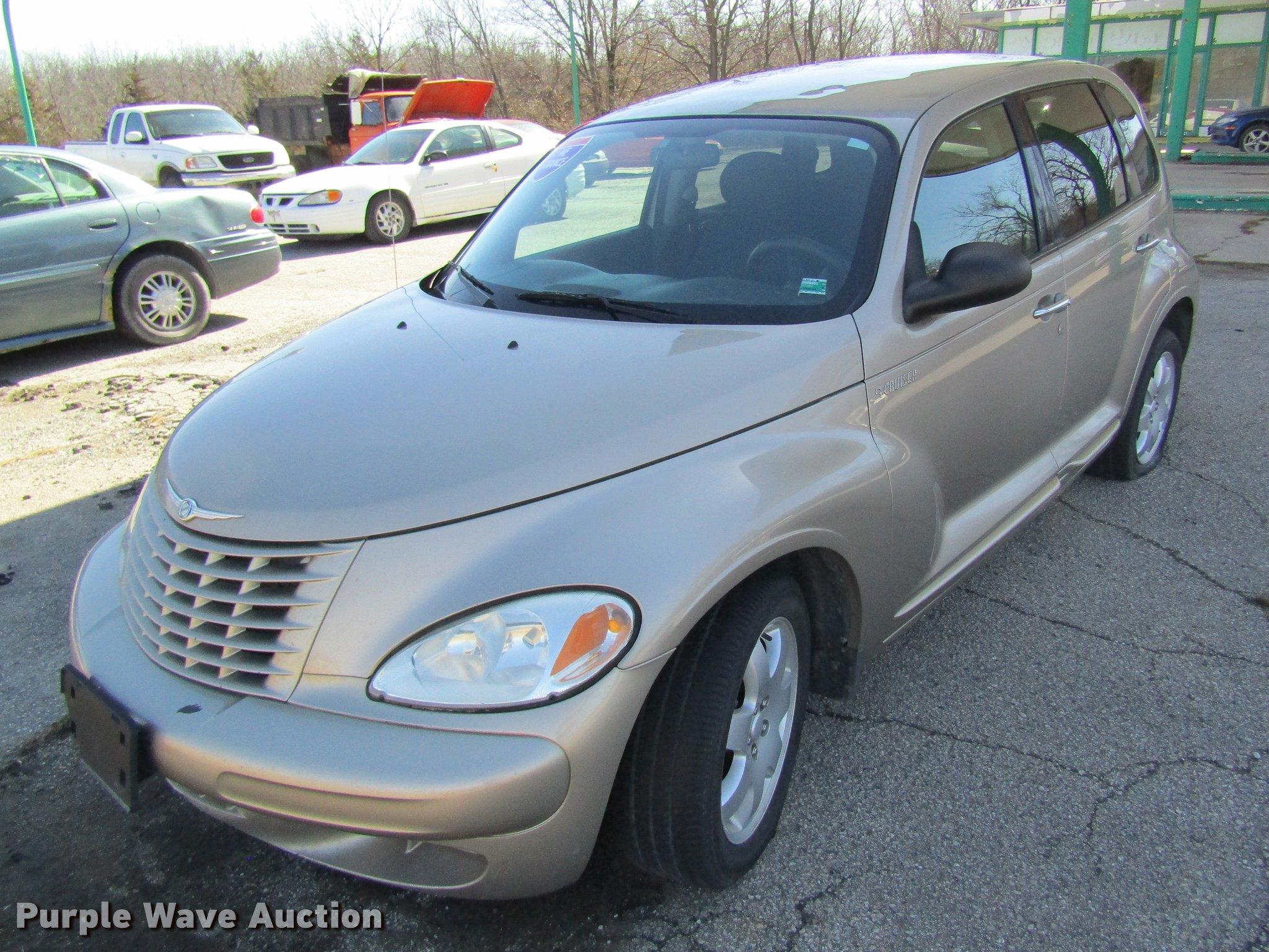 DC4460 image for item DC4460 2004 Chrysler PT Cruiser