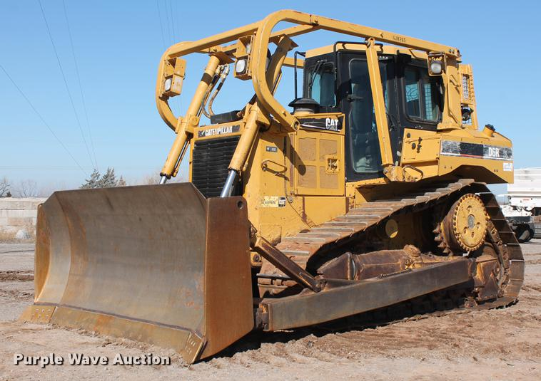 2006 Caterpillar D6R XL Series III dozer | Item DB5167 | SOL