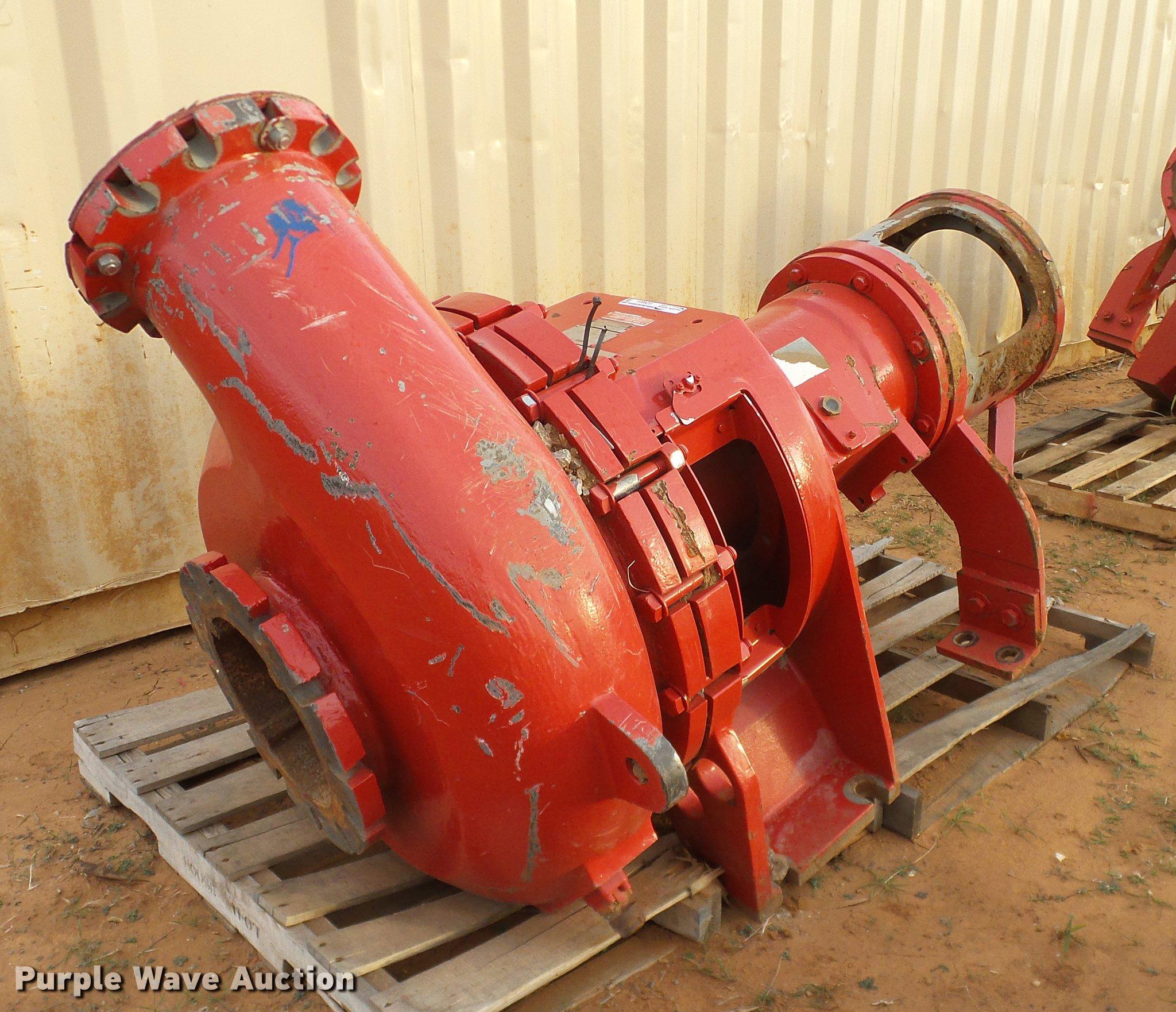 Flowserve/Worthington 10M234/FB4K centrifugal pump | Item DZ
