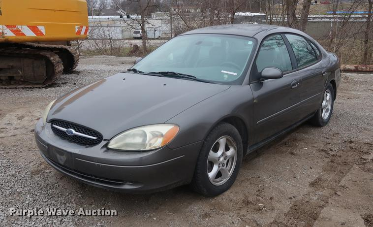 2003 ford taurus ses item ep9293 sold may 1 government ep9293 image for item ep9293 2003 ford taurus ses publicscrutiny Image collections