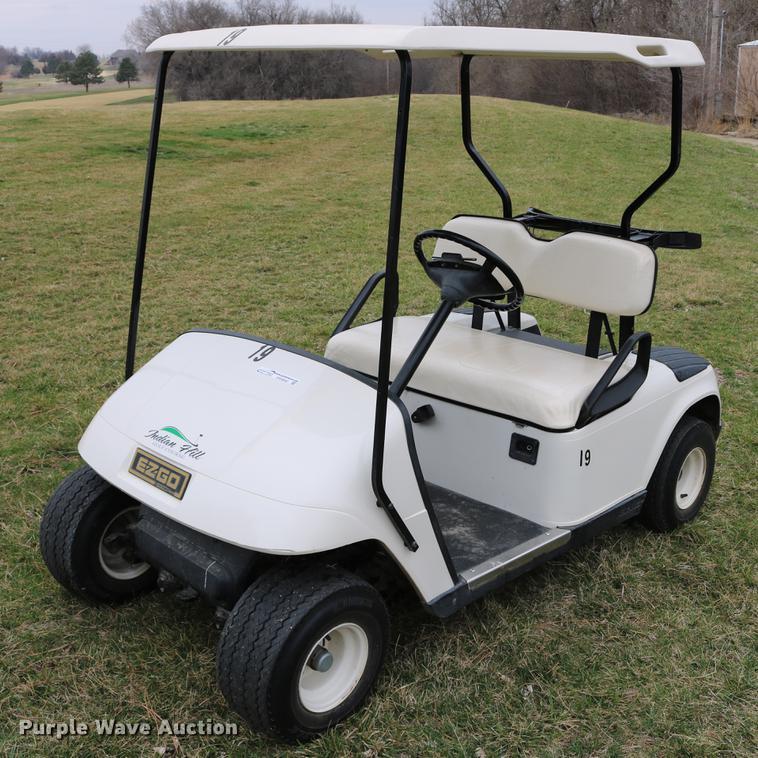 1997 EZ GO L1397 Golf Cart Item EW9092 SOLD May 1 Gover