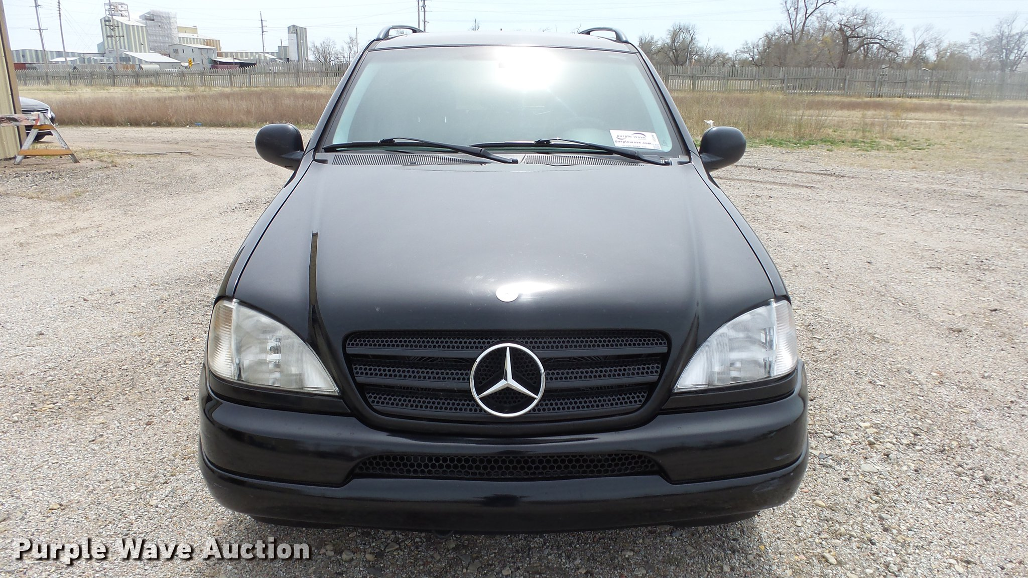 1999 Mercedes Benz Ml320 Suv Item Dc3067 Sold May 1 Gov Full Size In New Window