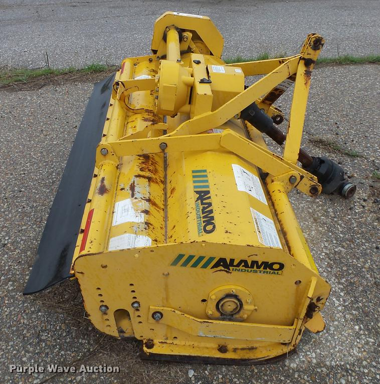 Alamo SH74 flail mower | Item DC3240 | SOLD! May 8 City of W