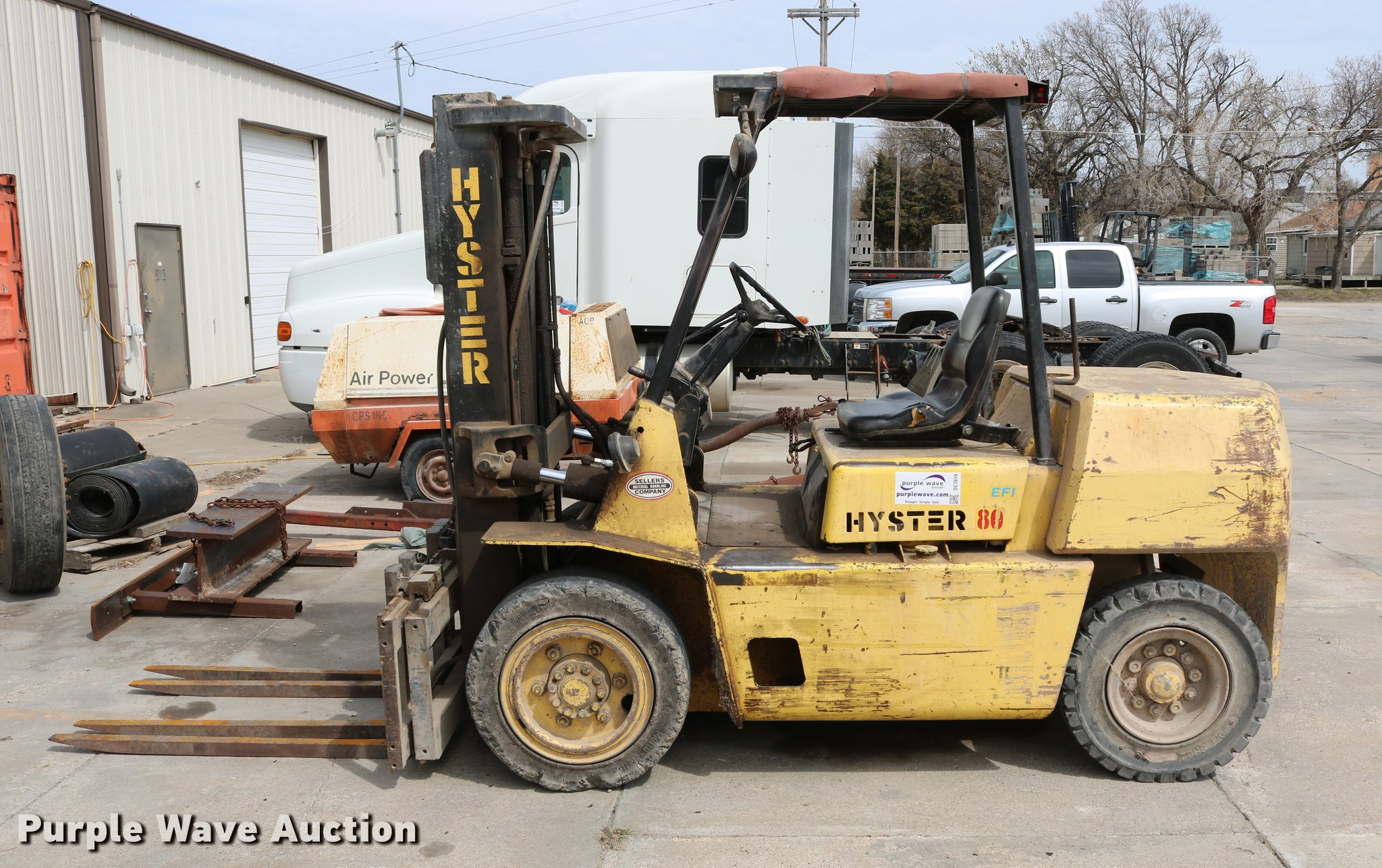 Hyster H80xl Transmission Wiring Diagram Forklift Item Sold May Construct 2048x1287