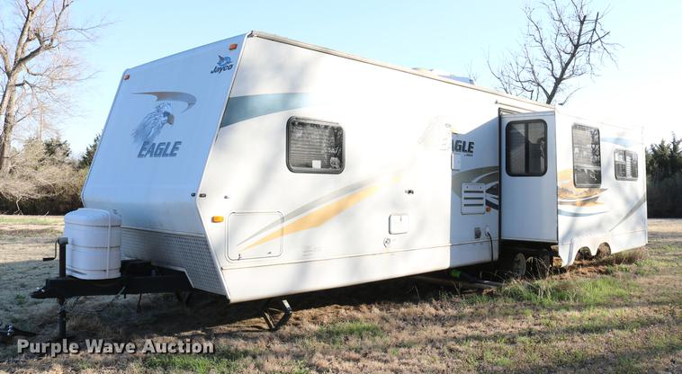 DC7599 Image For Item 2009 Jayco Eagle 320RLS Camper