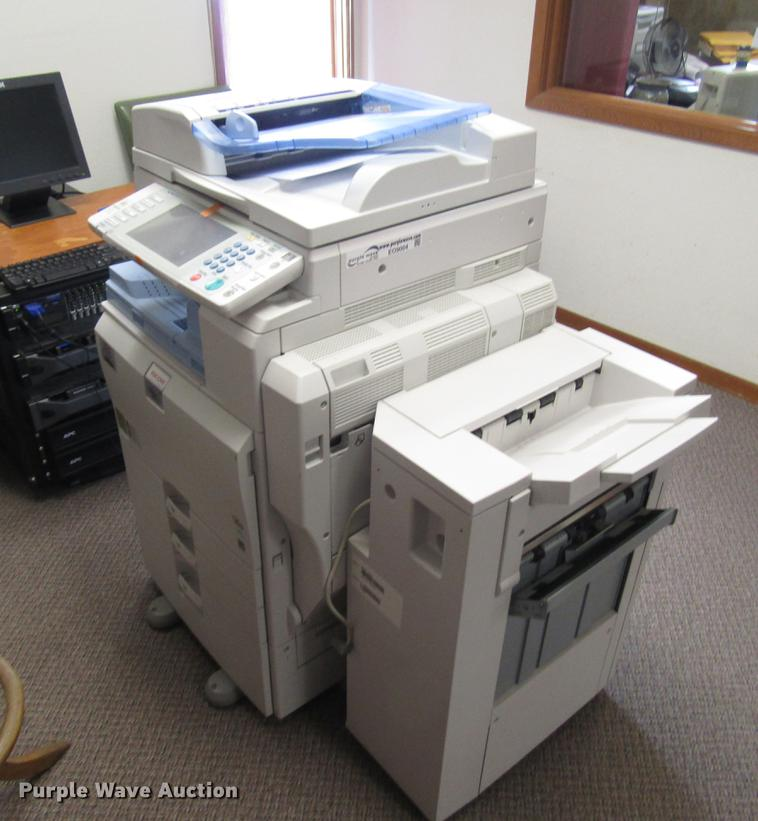 Ricoh Aficio MP-5001SP copy machine | Item EO9004 | SOLD! Ju