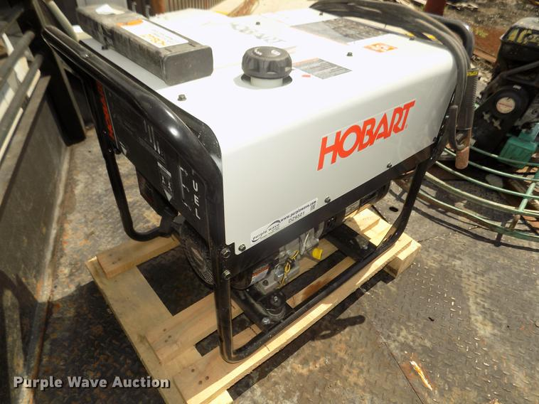 Hobart welder/generator | Item DZ9501 | SOLD! June 14 Constr