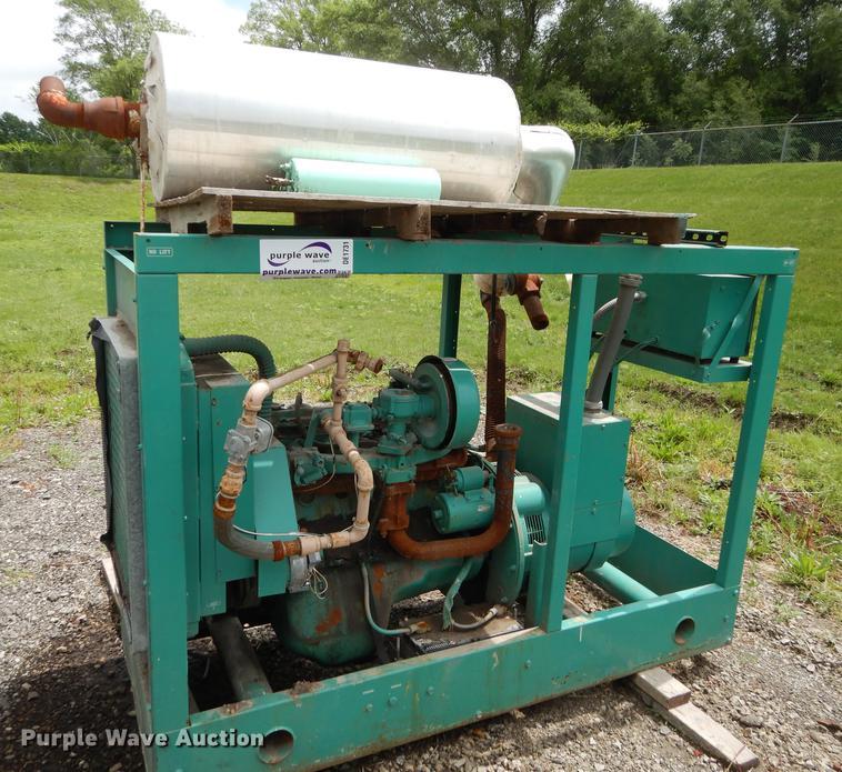 Onan 30SK generator | Item DE1731 | SOLD! June 19 Government