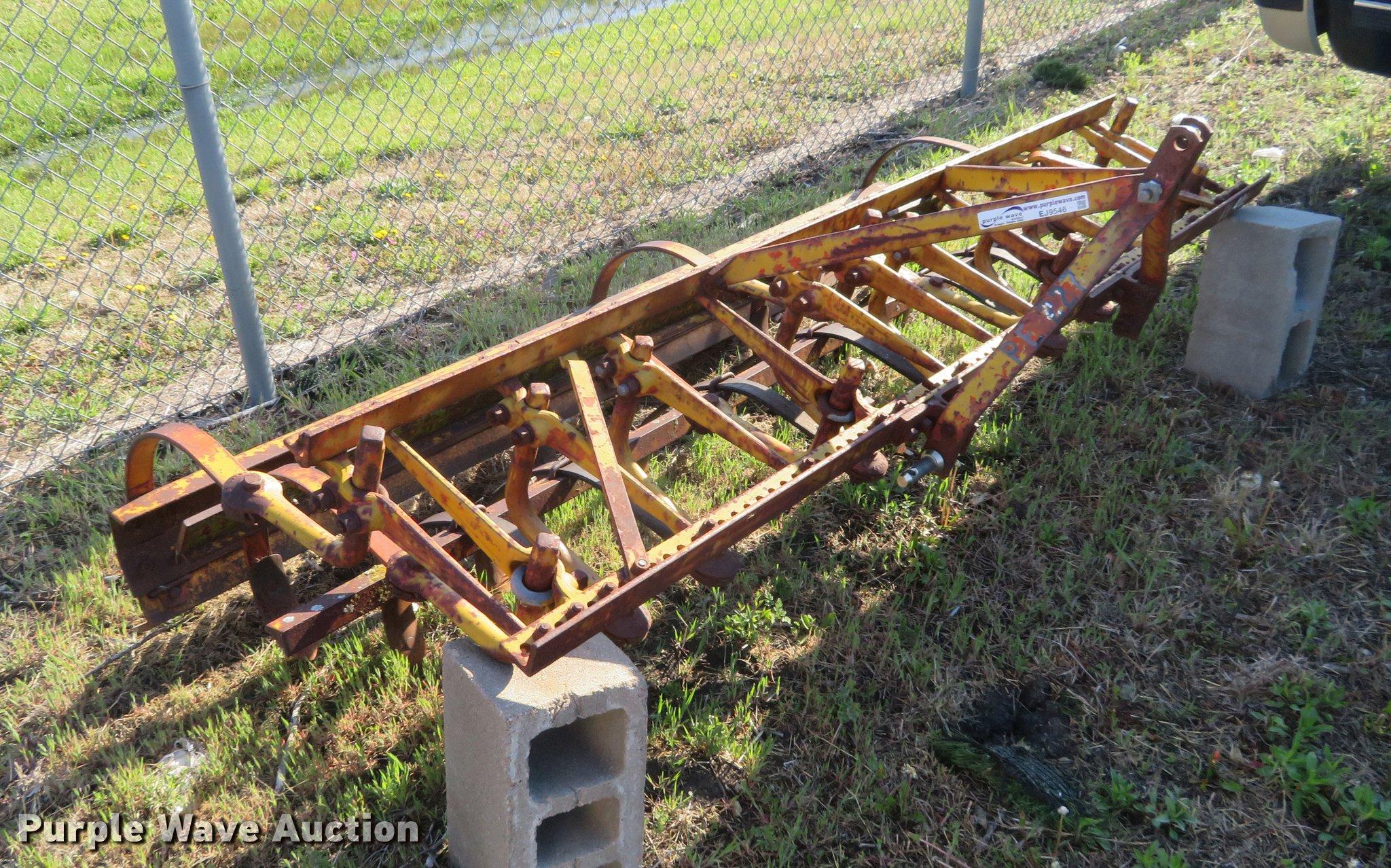 Roseman TRCP-13 tiller/rake | Item EJ9546 | SOLD! June 19 Go...