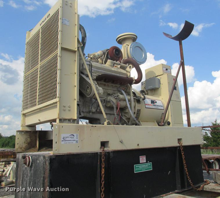Kohler generator | Item DE3698 | SOLD! June 28 Construction