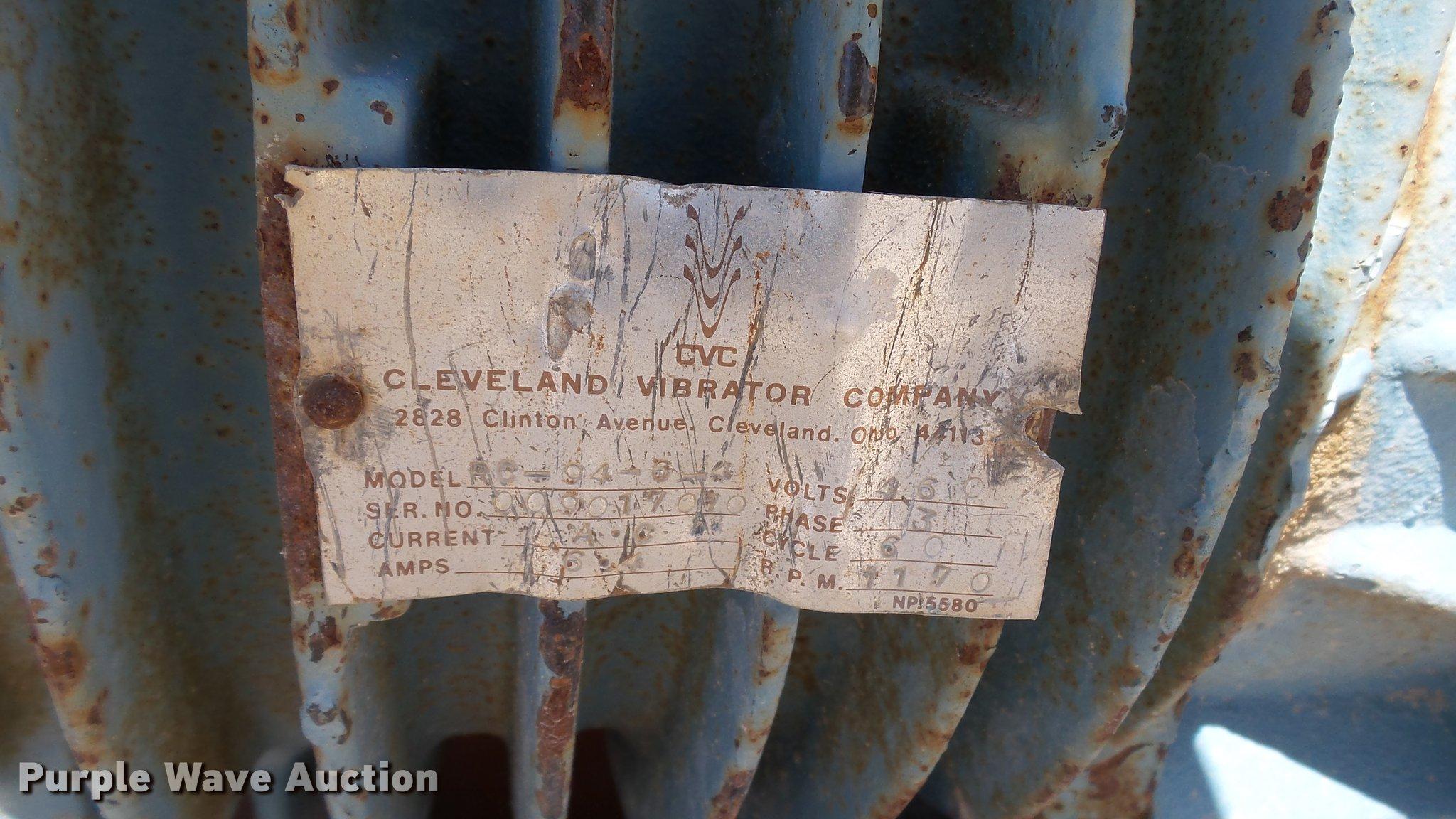 Useful cleveland vibrator compony