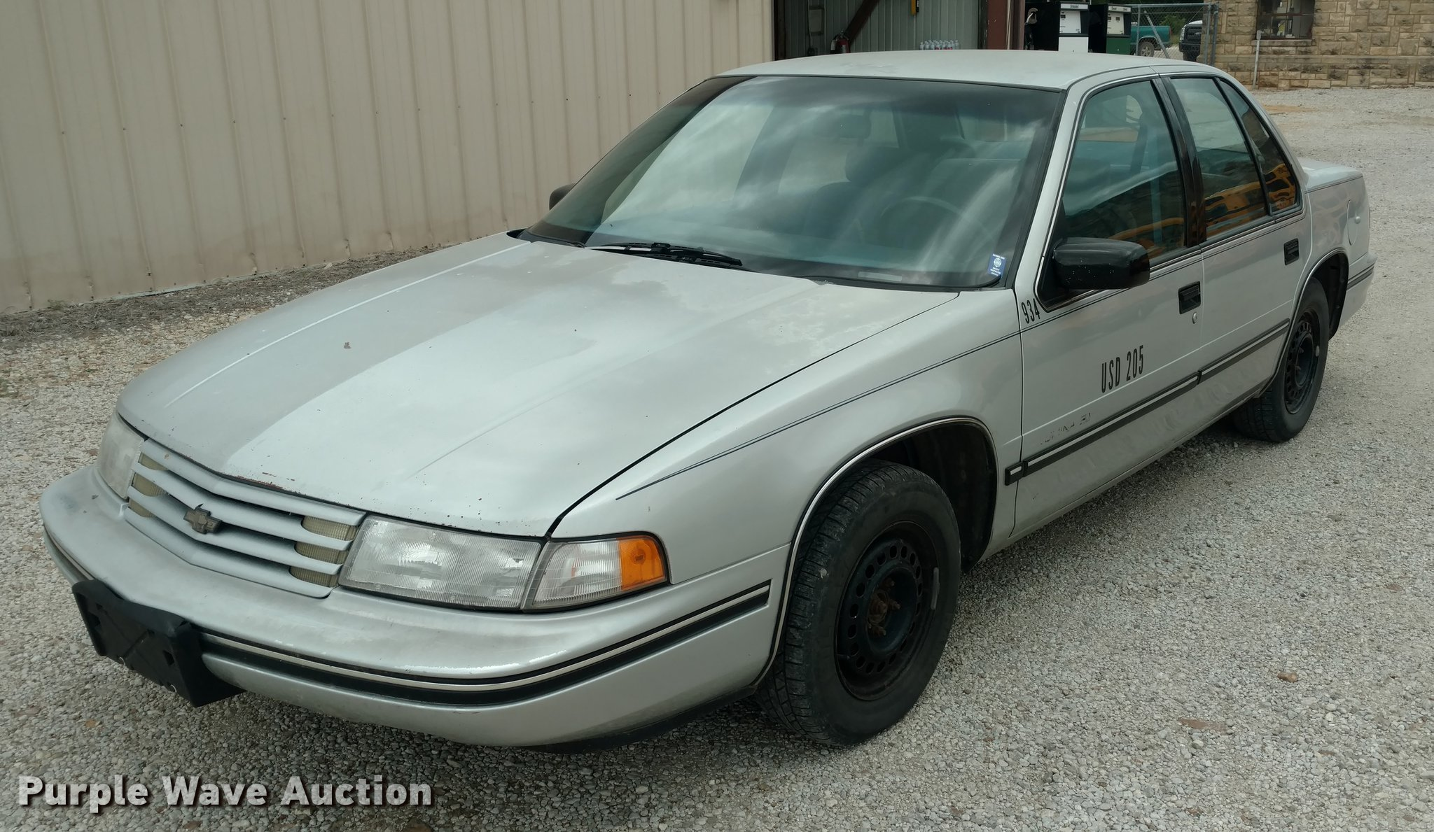 1992 Chevrolet Lumina Item Ej9701 Sold July 24 Governme