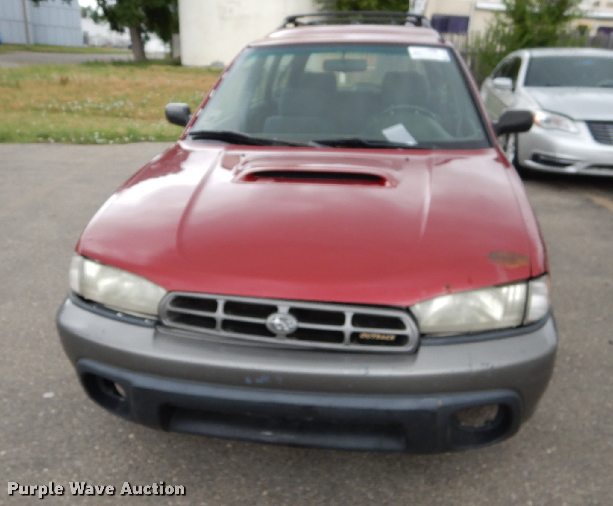 1998 Subaru Legacy Wagon Outback Item De1781 Sold July Limited Full Size In New Window