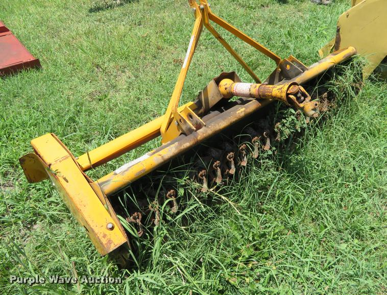 Mott flail mower   Item EJ9707   SOLD! August 1 Vehicles and