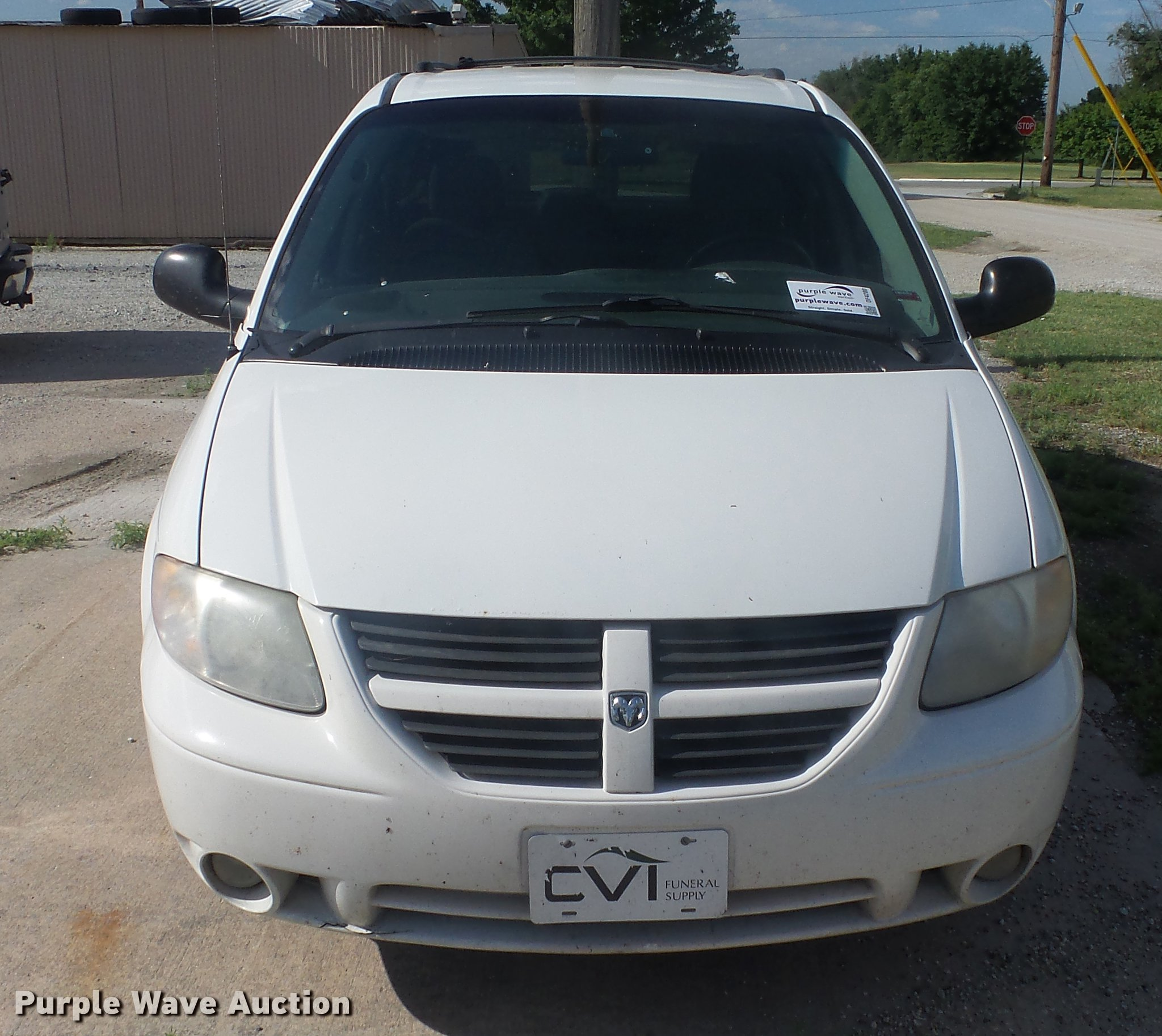 2006 Dodge Grand Caravan van   Item DF4280   SOLD! August 1