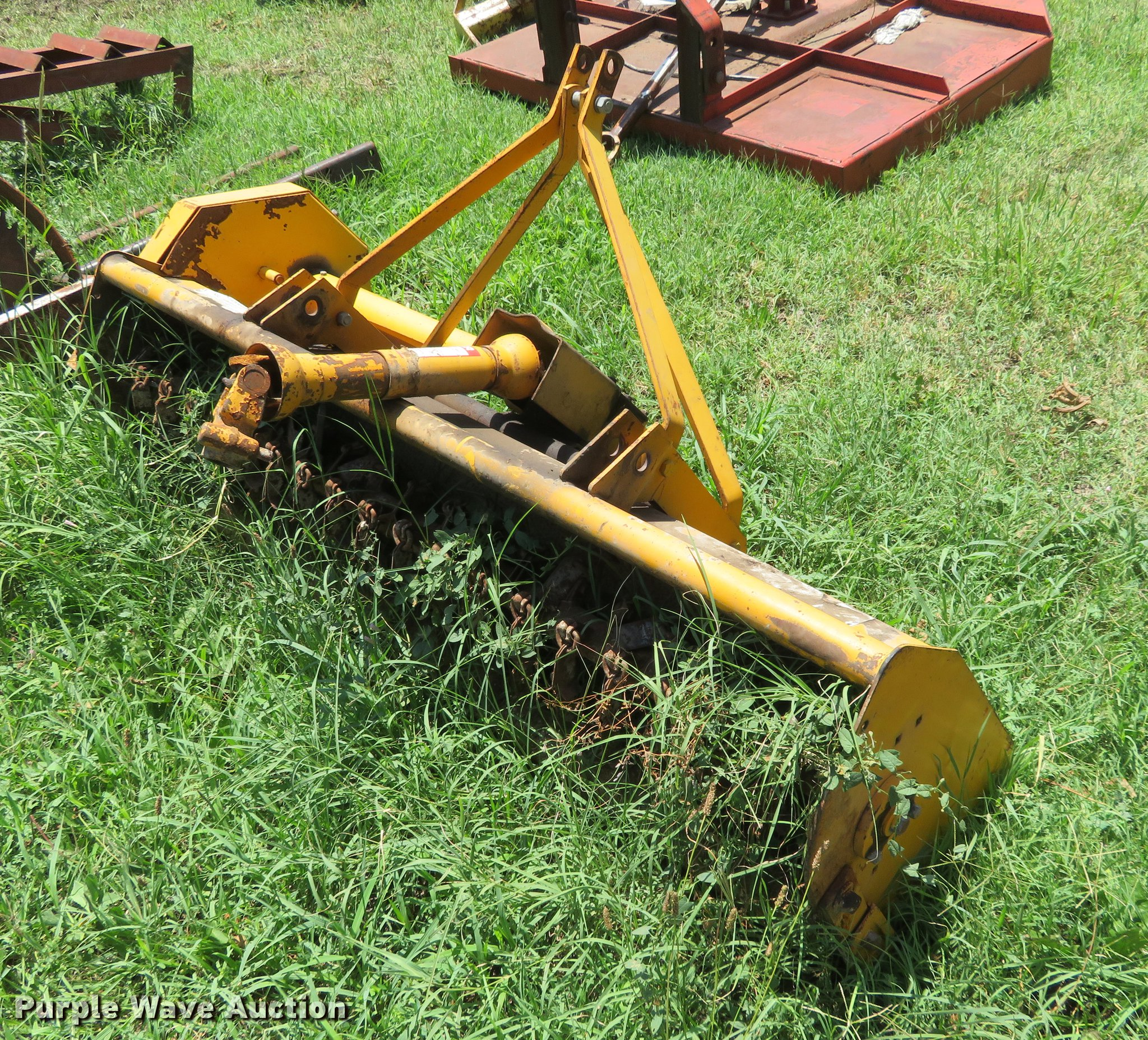 Mott flail mower | Item EJ9707 | SOLD! August 1 Vehicles and