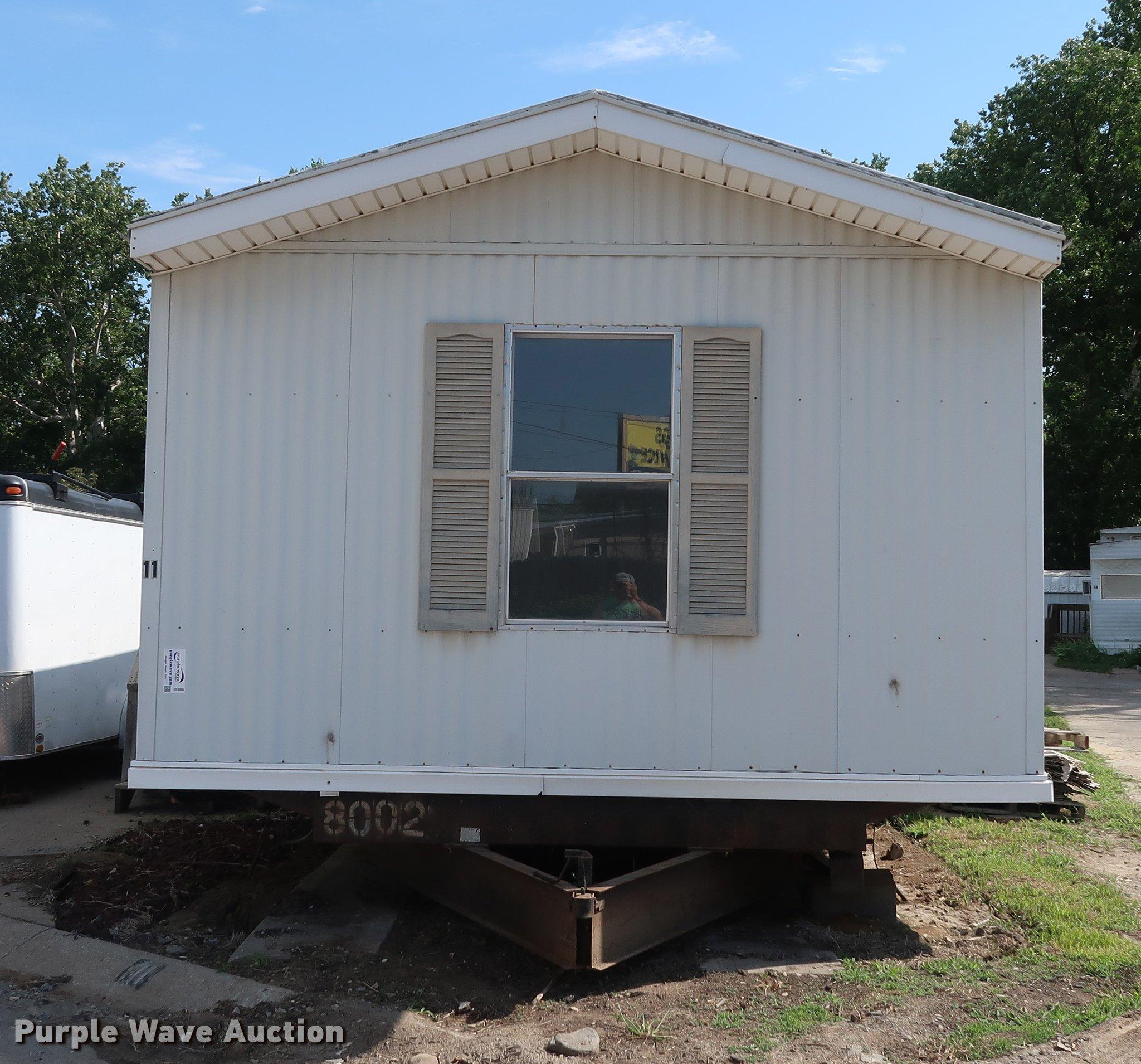 1995 Fleetwood Homes mobile home | Item DE6086 | SOLD! Augus