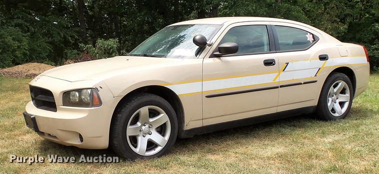 2010 Dodge Charger Police Item Dd7276 Sold August 21 Go