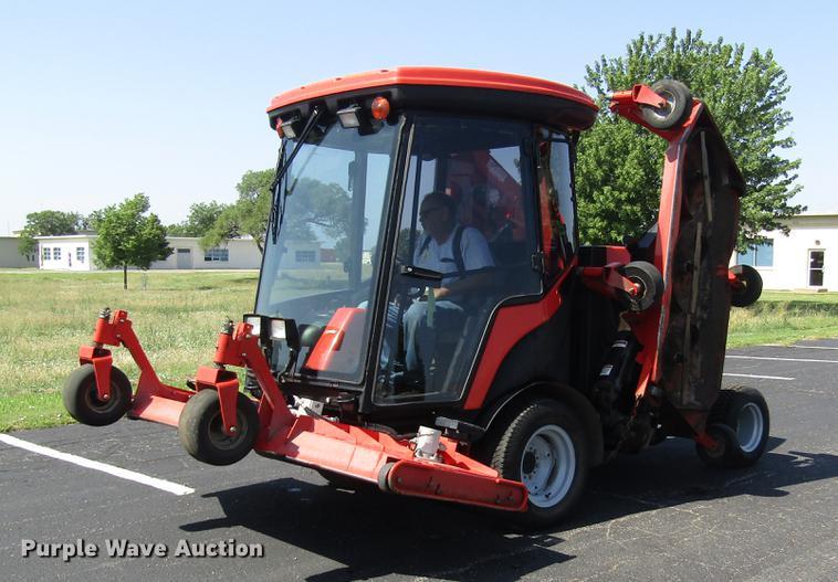 2011 Jacobsen HR9016 lawn mower   Item DD8899   SOLD! August