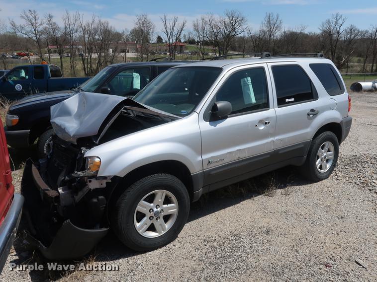 06 ford escape hybrid