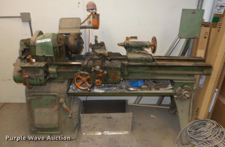 South Bend lathe | Item ET9356 | SOLD! August 21 Government