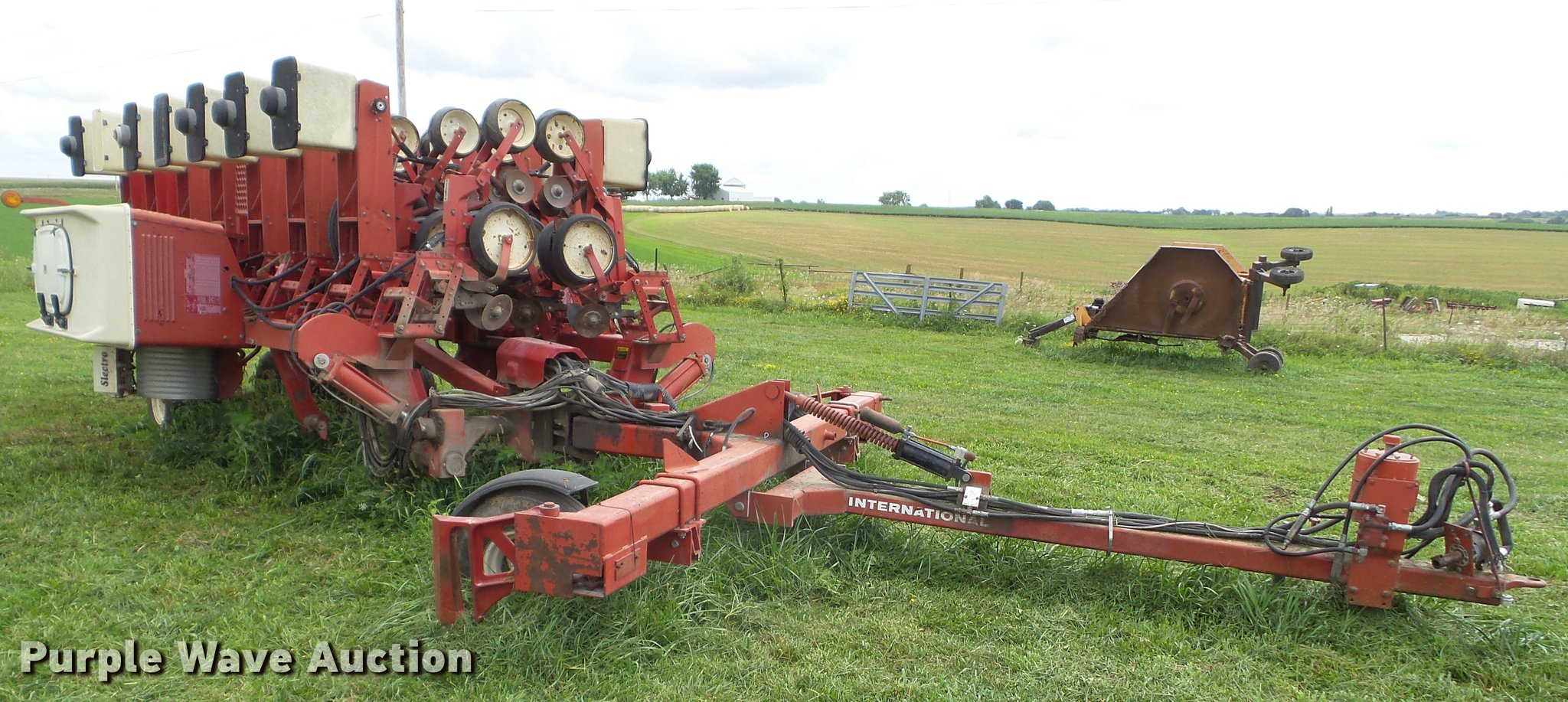 Case Ih Cyclo Air 800 Planter Item L5684 Sold August 22