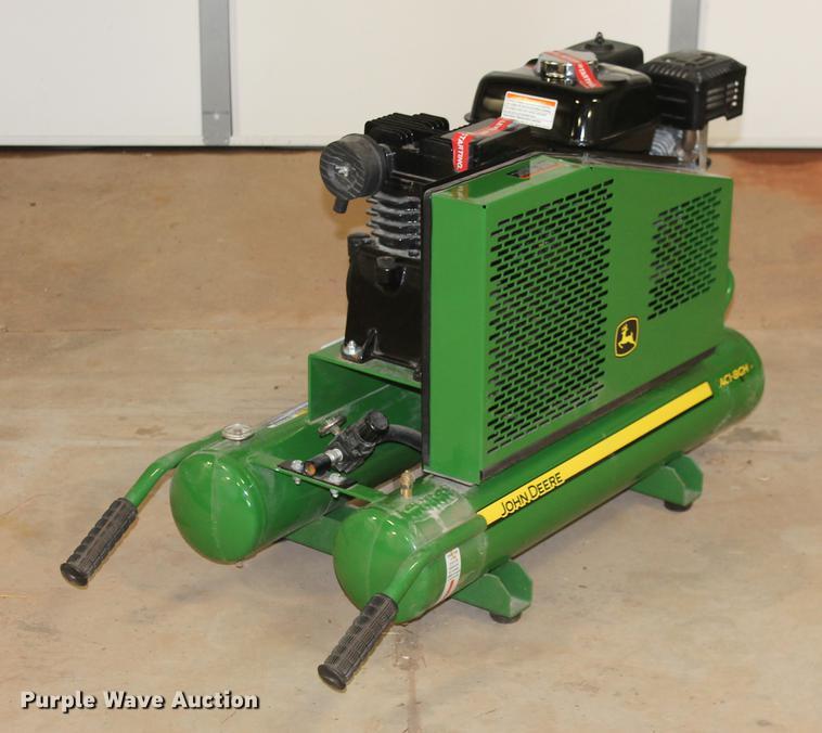 John Deere Air Compressor >> John Deere Ac1 8gh Air Compressor Item Dz9878 Sold Augu