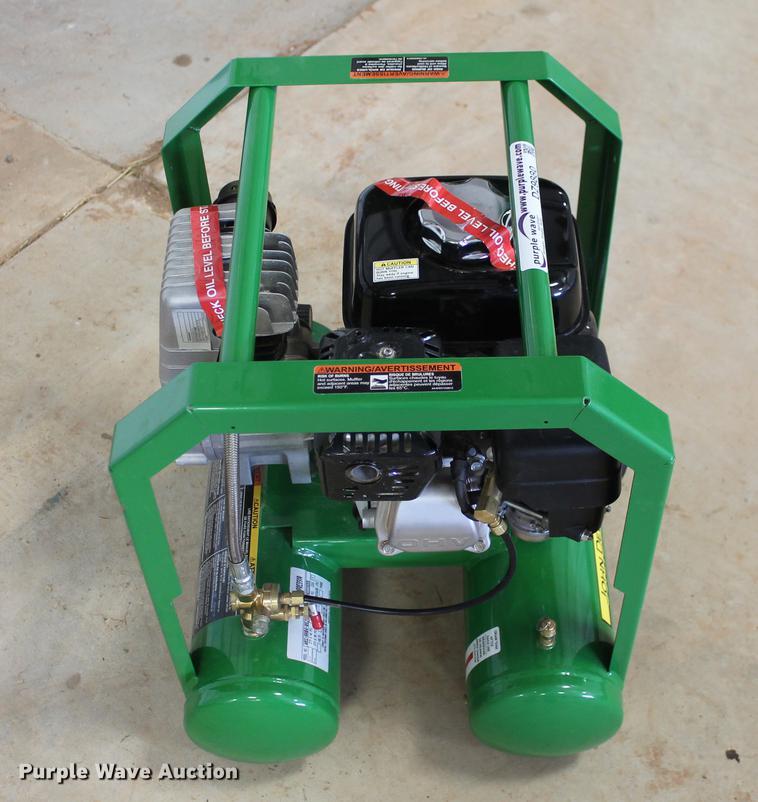 John Deere Air Compressor >> John Deere Ac1 5gh Air Compressor Item Dz9880 Sold Augu