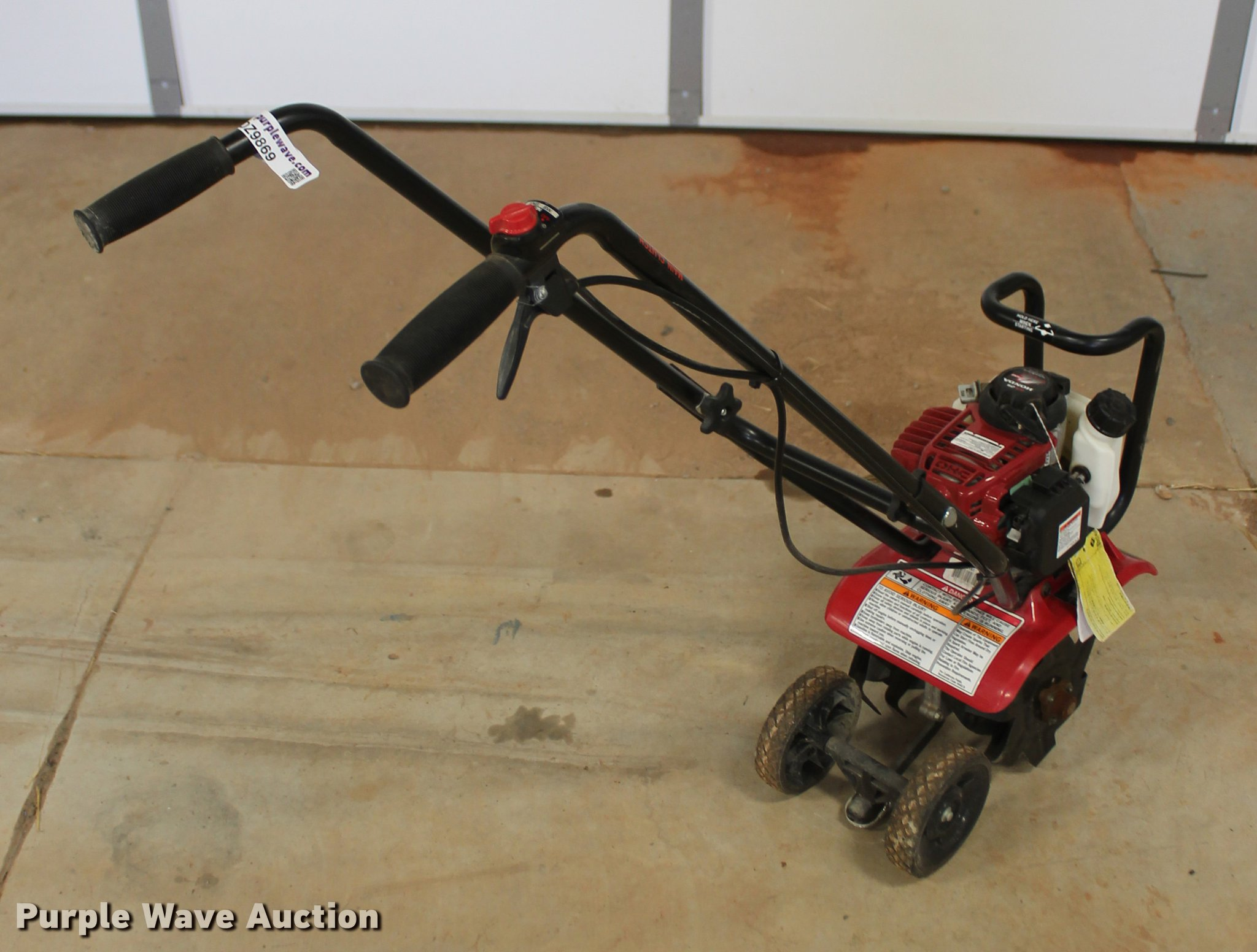 Honda FG110 tiller | Item DZ9869 | SOLD! August 29 Vehicles ...
