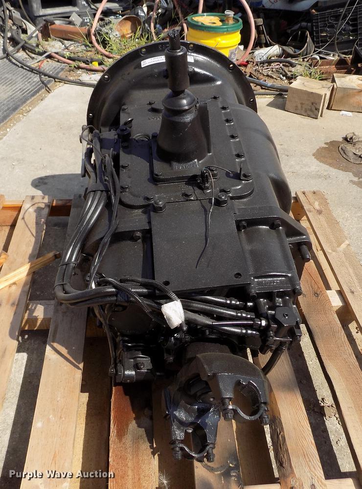 Eaton Fuller Road Ranger RT16918A 18 speed transmission ...