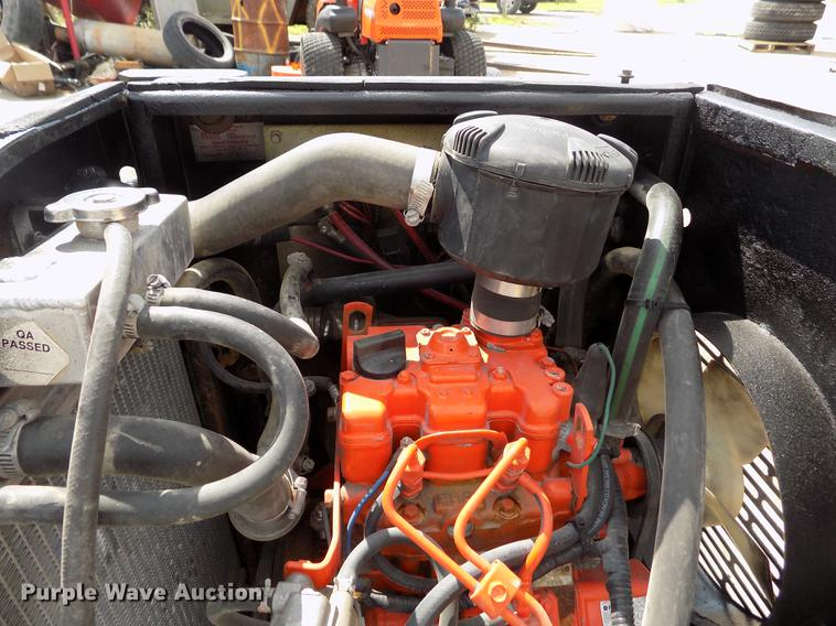 Rig Master Power auxiliary power unit   Item ER9008   SOLD!