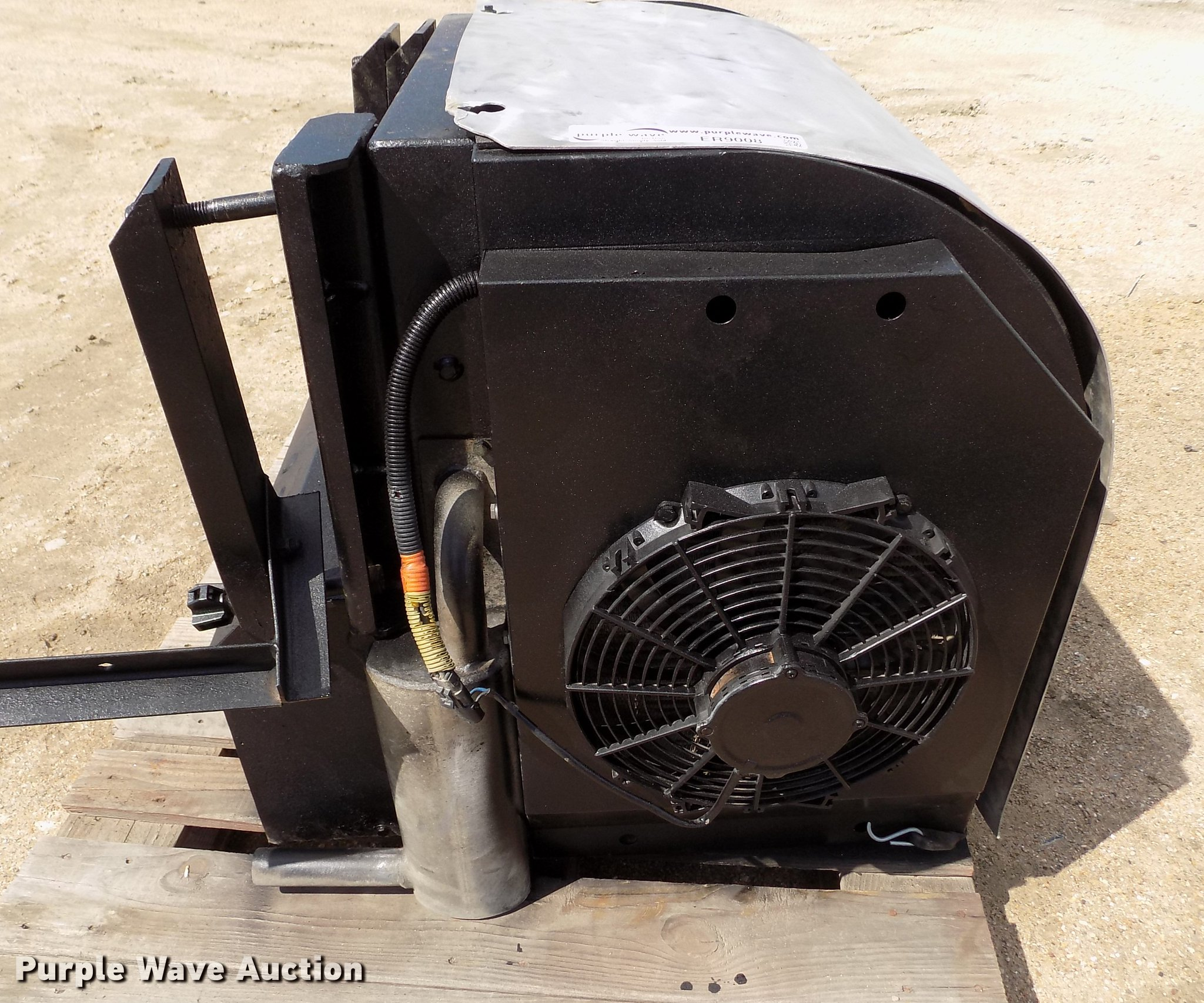 Rig Master Power auxiliary power unit | Item ER9008 | SOLD!