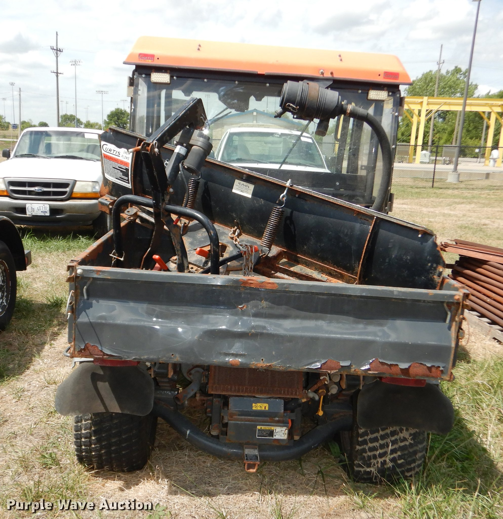 2007 Kubota RTV900 utility vehicle | Item DB8287 | SOLD! Sep