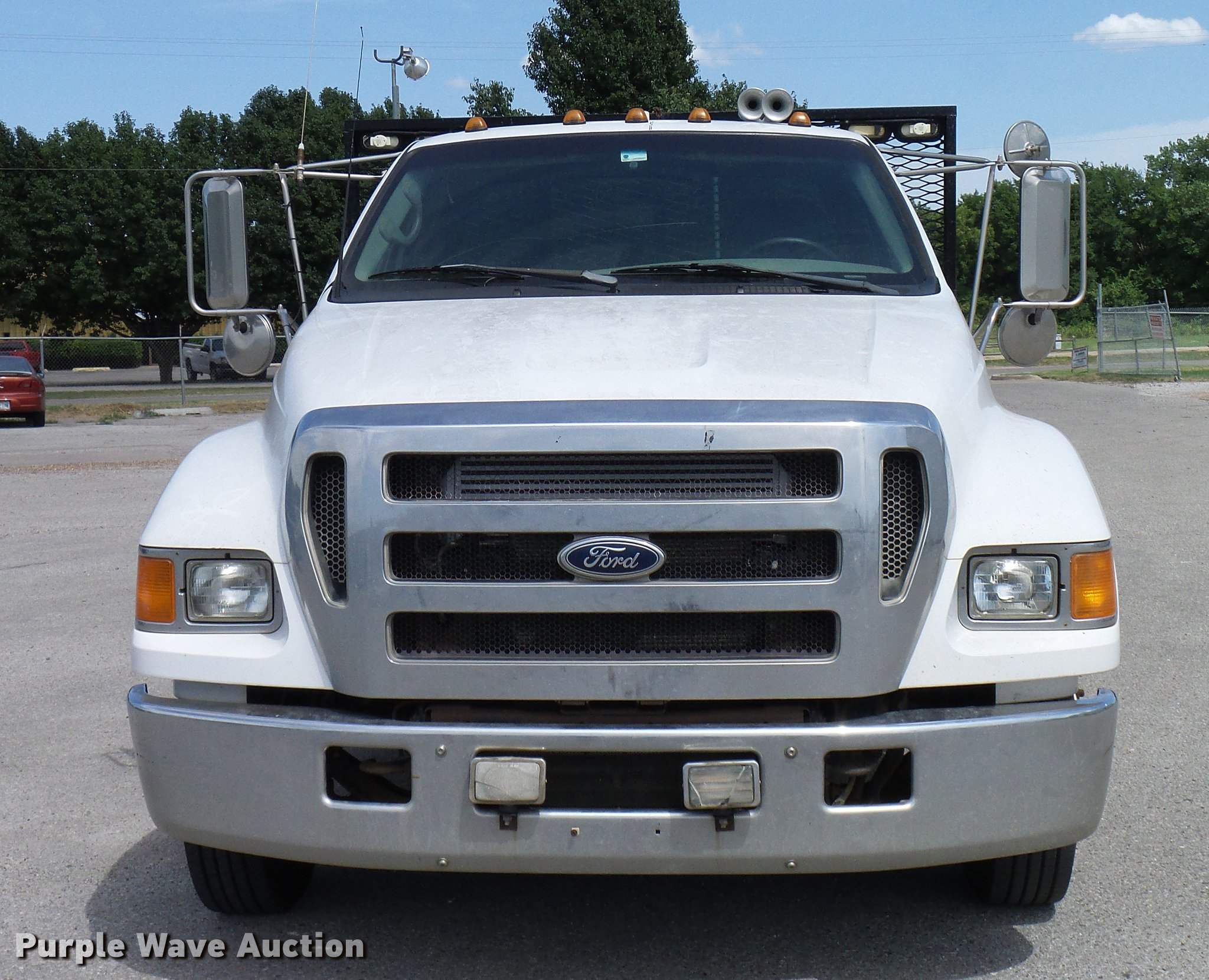 ... Ford F650 Super Duty XLT flatbed truck Full size in new window ...