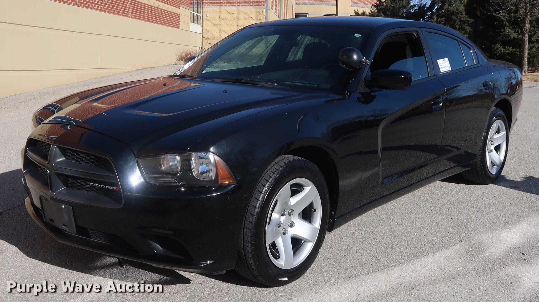 Police Charger For Sale >> 2014 Dodge Charger Police Item Df3513 Sold September 12