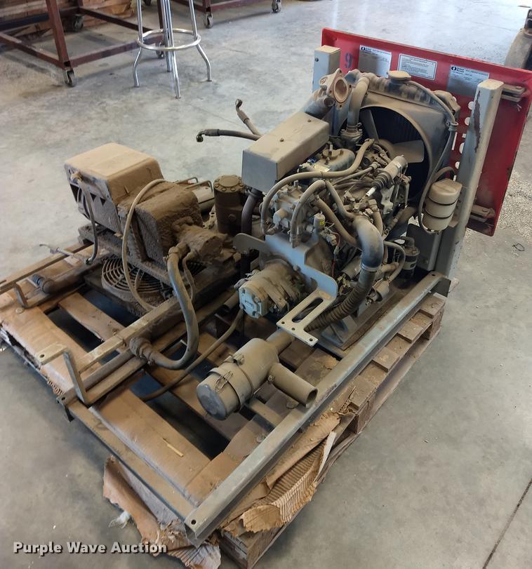 [DIAGRAM_38IS]  Kubota DF750-E-Skyjack dual fuel engine in Hoxie, KS | Item ER9044 sold |  Purple Wave | Kubota Df750 Engine Parts Diagram |  | Purple Wave