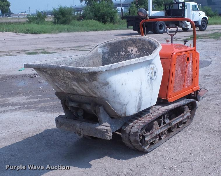 Canycom concrete buggy | Item EV9220 | SOLD! September 13 Co