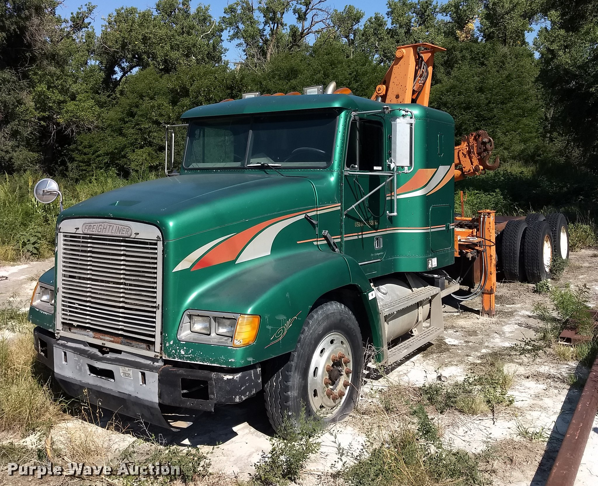 Wiring Diagram 1994 Freightliner Fld. Freightliner Columbia Wiring on
