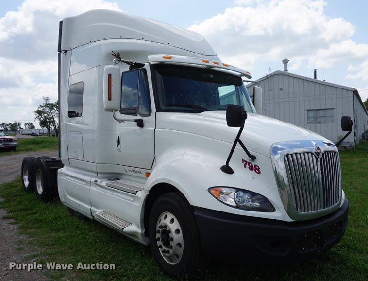 2009 international prostar premium semi truck item dd7909