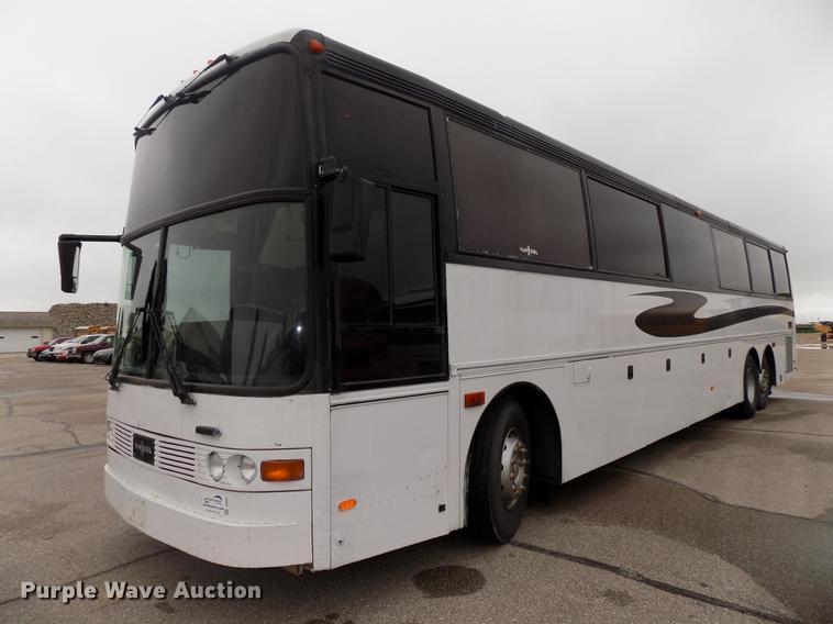 1996 Van Hool T845 coach bus | Item DB8624 | SOLD! September