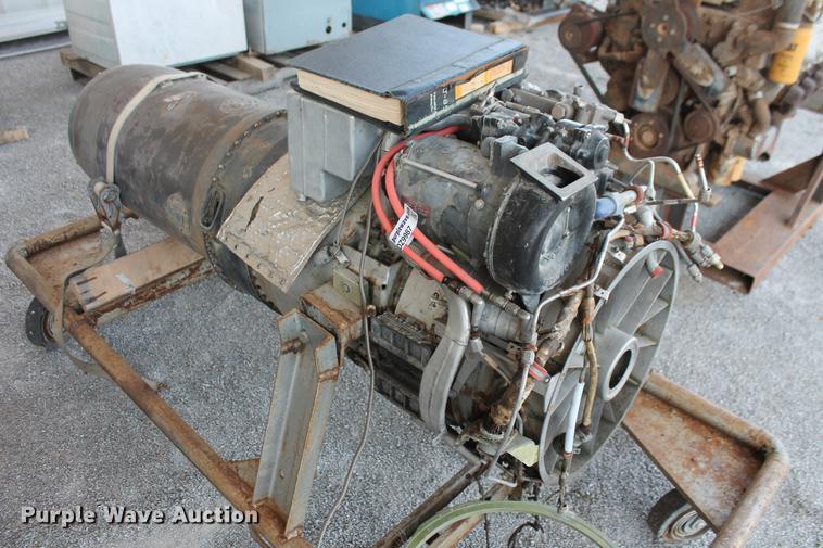 Turbo Jet J85-GE-17 turbine engine | Item DZ9987 | SOLD! Sep