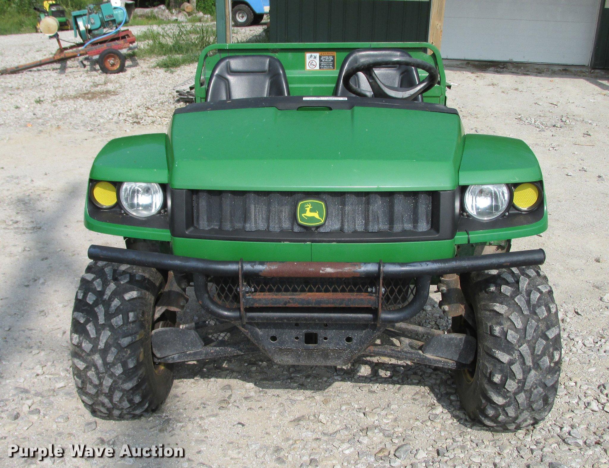 John Deere Gator HPX utility vehicle | Item DB9310 | SOLD! S
