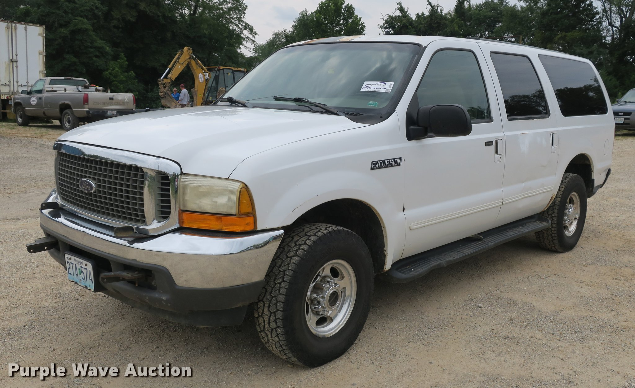 2000 Ford Excursion Suv Item De3802 Sold September 26 V Power Window Wiring Full Size In New