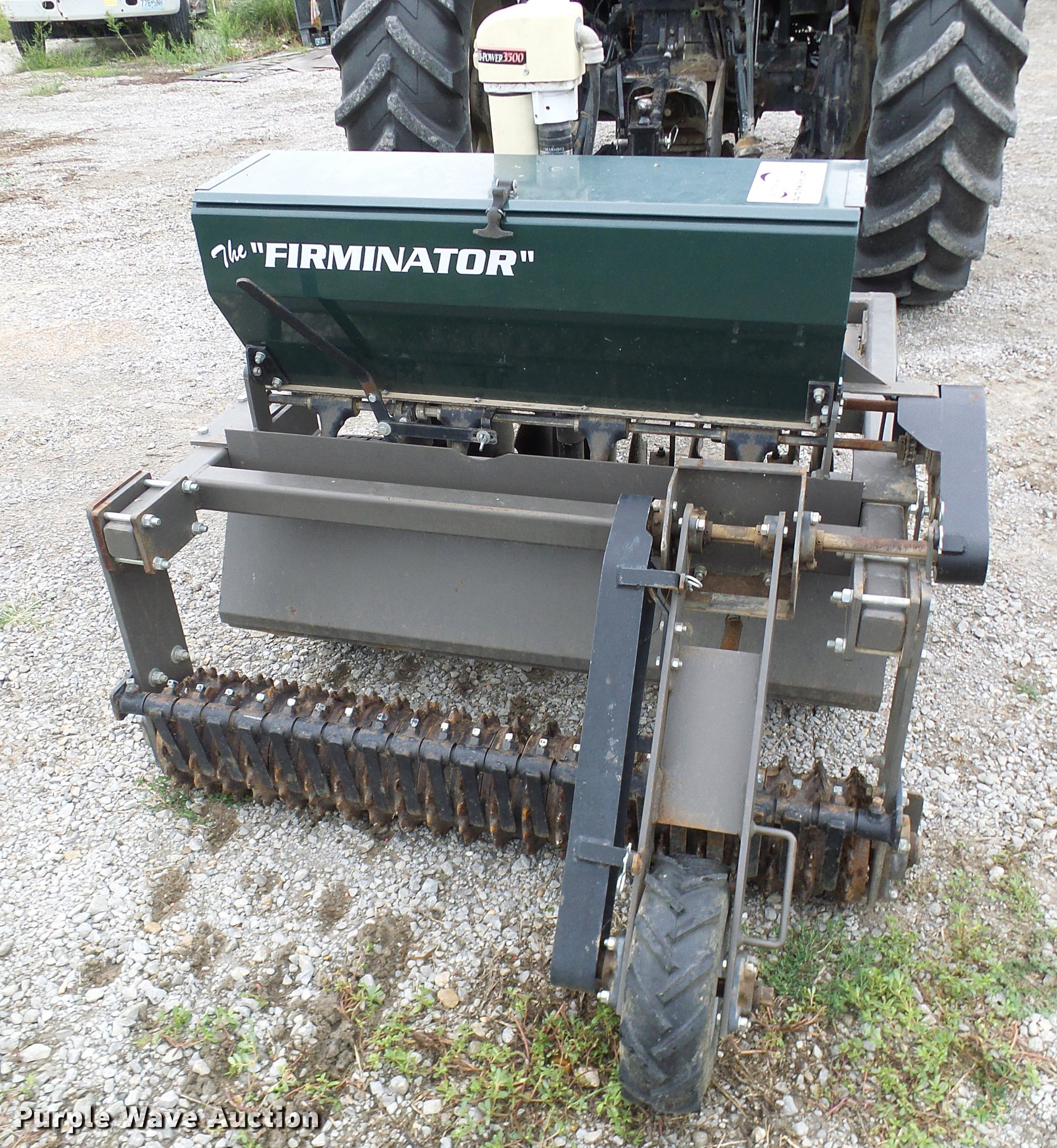 The Firminator Seeder Item De5208 Sold September 26 Veh