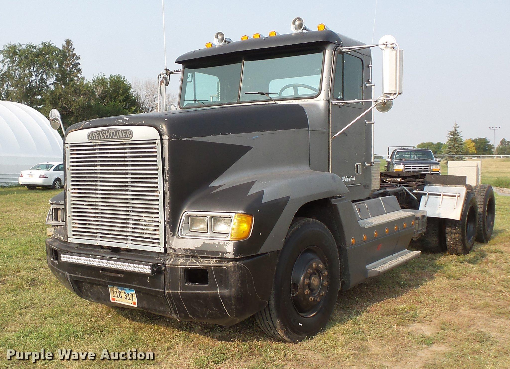 FT9798 image for item FT9798 1990 Freightliner FLD120 ...
