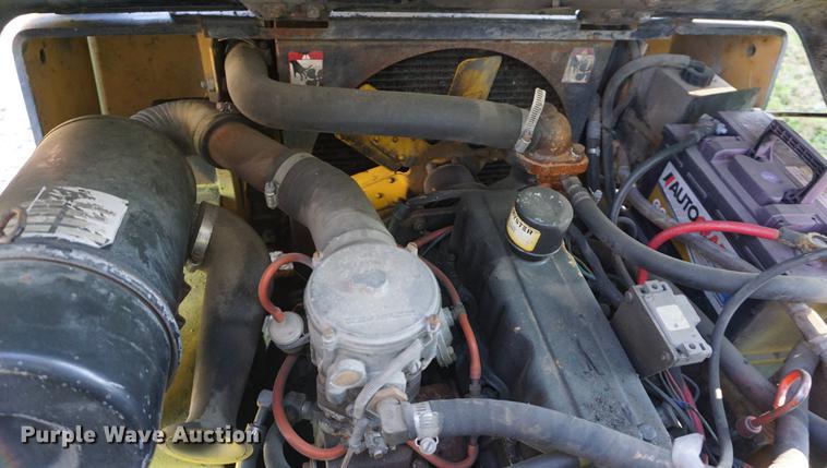 Hyster H50XL forklift | Item DD6529 | SOLD! October 10 Vehic